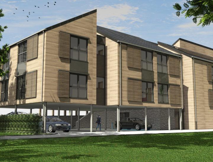 CONCOURS Construction d'un bâtiment passif ou basse énergie