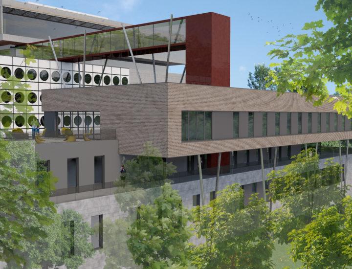 CONCOURS Construction de l'internat de l'école hôtelière