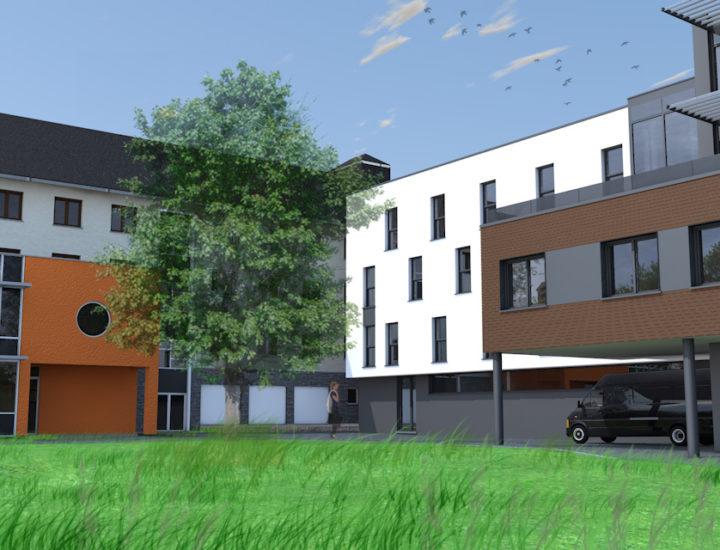 CONCOURS Extension et reconditionnement de bâtiments MR‐MRS