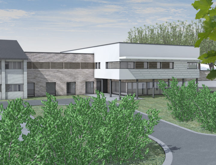 CONCOURS Extension & rénovation d'un centre de santé animal