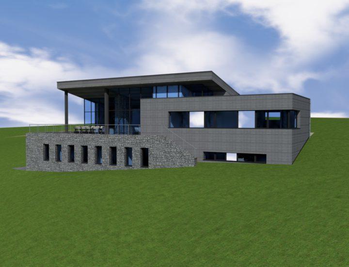 Construction de 2 hébergements de loisirs - LONGCHAMPS (B)