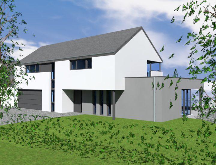 Construction d'une habitation unifamiliale - BASTOGNE (B)