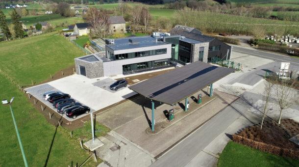 Extension et transformation de bureaux - WICOURT (B)
